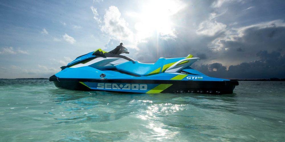SeaDoo at Wanaka Marine